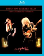 Brian May & Kerry Ellis The Candlelight Concerts Live At Montreux 2013 [Blu Ray.