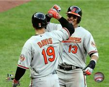 Chris Davis & Manny Machado Baltimore Orioles 2016 MLB Photo SX171 (Select Size)