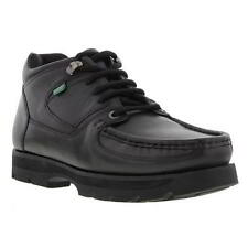 Kickers Mens Bosley AM Leather Black Boot