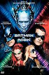 Batman & Robin (DVD, 1997)