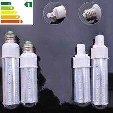 E27 G24 7W 9W 11W 13W Warm Cool White Opal Led Light Bulb Corn Lamp 110V 220V