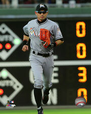 Ichiro Suzuki Miami Marlins 2015 MLB Action Photo SK135 (Select Size)