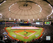 Tropicana Field Tampa Bay Rays MLB Licensed Fine Art Prints (Select Photo/Size)