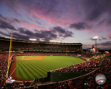 Angel Stadium LA Angels MLB Licensed Fine Art Prints (Select Photo & Size)