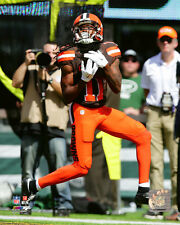Travis Benjamin Cleveland Browns 2015 NFL Action Photo SH040 (Select Size)