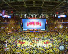 Quicken Loans Arena Cleveland Cavaliers NBA East Conference Finals Photo RZ245