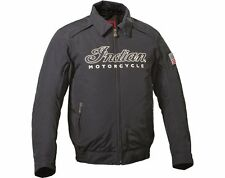 INDIAN MOTORCYCLE MEN'S PRIDE JACKET- BLACK WITH REMOVABLE LINER