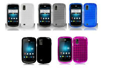 TPU CRYSTAL SKIN Flexi Gel Cover Case for AT&T Avail 2 / ZTE Avail 2 Z992 Phone