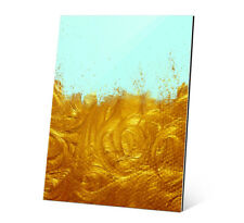Click Wall Art Liquid Gold Graphic Art