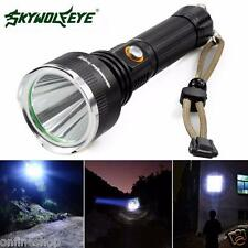 5000 LM CREE XM-L T6 LED Flashlight Rechargeable 5Modes 18650 Torch Flashlight