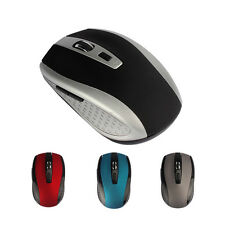 DPI Adjustable Bluetooth Optical Mini Wireless Mouse Mice For Laptop Notebook