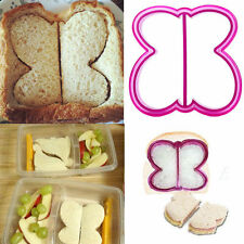 Cake Bread Lunch Kids Sandwich Toast Cookies Biscuit Food Cutter Mold Mould DIY