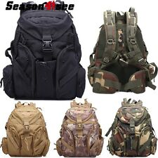 Tactical Military Shoulder Bag Camping Hiking Sports  Day Backpack Waterproof