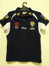Gold Coast United Polo FI-TA Soccer/Football League (A-League) - Three Styles