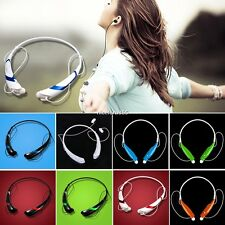 Neckband Bluetooth Universal Music Headset Wireless Stereo Headphone N4U8