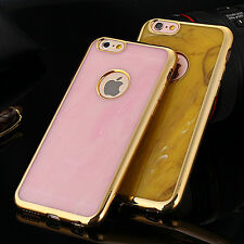 Luxury Ultrathin Soft Jade Color TPU Back Cover Case For iPhone/Samsung Galaxy