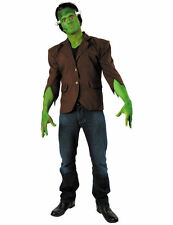 Adult Mens Frankenstein Halloween Monster Fancy Dress Costume Outfit