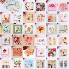 20x Wedding 33cm Luncheon Napkins Serviettes Tableware Party Supplies 35 Types