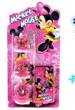 Lot Mickey Minnie Seal Stamper Set Students Gift Stationery Party Favors N42