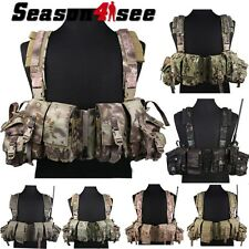 EMERSON LBT-1961 Load Bearing Chest Rig Airsoft Military Tactical Vest EM2977