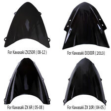 Psb Windshield Windscreen For Kawasaki ZX250R 08-12 EX300R 2013 ZX6R 05-08 ZX10R