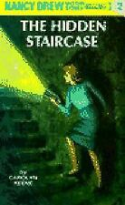 The Hidden Staircase Nancy Drew Mystery Stories #2 Carolyn Keene Hardcover Book