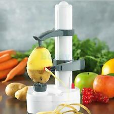Kitchen Electric Automatic Peeler Home Fruit Vegetable Quick-peel Tool