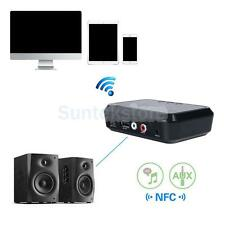 Wireless Bluetooth 4.1 3.5mm Speaker NFC Stereo Audio Music Receiver Adapter
