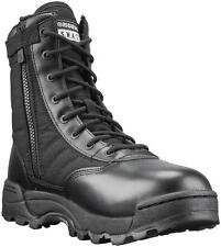 "Original SWAT 1152 Classic 9"" Tactical Boot with Side Zipper, Black"