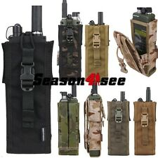 EMERSON Tactical Military 500D Molle Belt PRC 148/152 Radio Pouch Bag Holster
