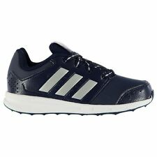 adidas Kids LK Sport Mesh Trainers Boys Ortholite Lace Up Breathable Shoes