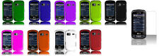 Screen Protector + Hard Cover Case for LG Expression C395C Xpression C395 Phone