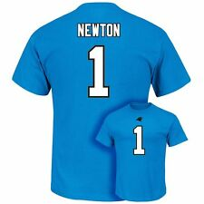 Cam Newton #1 Carolina Panthers Eligible Receiver Name and Number Tee