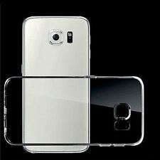 Soft Silicone TPU Ultra Thin Clear Transparent Case Cover For Samsung Galaxy Hot
