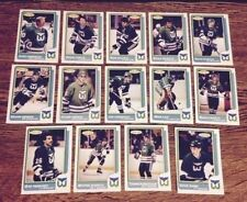 1986-87 OPC HARTFORD WHALERS Select from LIST NHL HOCKEY CARDS O-PEE-CHEE