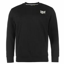 Everlast Mens Sweater Blouse Pullover Long Sleeve Crew Neck Top