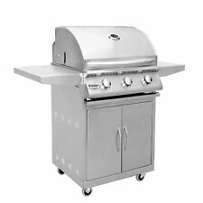 "Summerset Professional Grills 26"" Sizzler Built-in Grill with Cart"