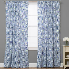 The Pillow Collection Pebble Single Curtain Panel