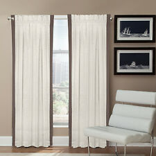 Veratex, Inc. Central Park Single Curtain Panel