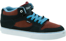 EMERICA Skate Shoes HSU DARK GREY/BLUE