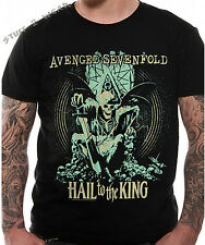 Avenged Sevenfold En Vie T Shirt OFFICIAL Small NEW Hail To The King