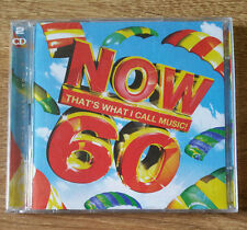 NOW  THATS WHAT I CALL MUSIC 60  DOUBLE  CD
