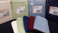 4PC WATERBED SHEET SET, Attached, Double Brushed+ Free Poles & Embroidery, BEST