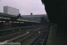 Original 35mm colour slide Newcastle Central station 1960s. Sold with copyright