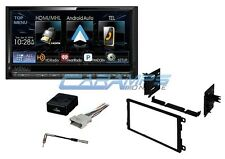 NEW KENWOOD CAR STEREO WITH HD RADIO & SIRIUS XM READY & CD/DVD WITH INSTALL KIT