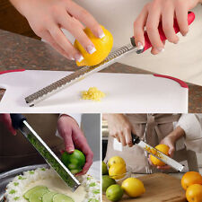 Stainless Steel Fruits Cheese Plane Slicer Grater Cutter Cut Slice Knifes Knive
