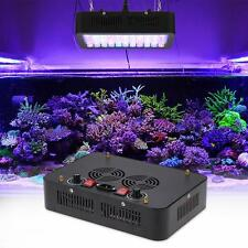 165W 55 LEDs Aquarium Light Dimmable Full Spectrum for Reef Fish Coral Tank Y6D2