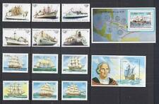x9274 Thematics  /Boats  / A Small Collection Early & Modern Umm + Lhm
