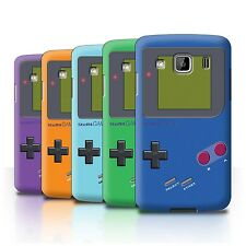 STUFF4 Back Case/Cover/Skin for Samsung Galaxy Xcover/S5690/Video Gamer/Gameboy