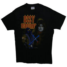 Ozzy Osbourne Shirt Vintage tshirt 1982 Diary Of A Madman Tour concert tee 1980s